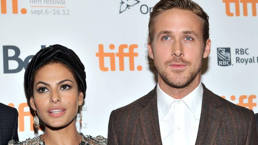 Hollywood-Traumehe: Ja-Wort bei Eva Mendes & Ryan Gosling?