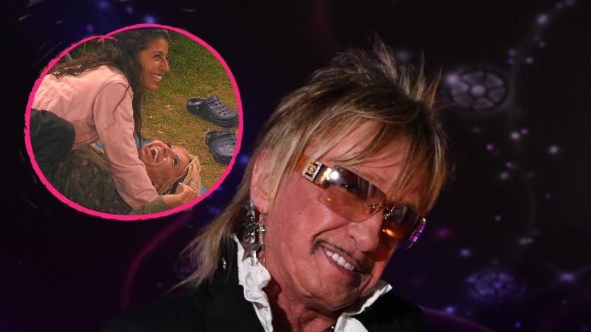 Gingers Promi-BB-Sexshow: Bert Wollersheim feiert seine Frau