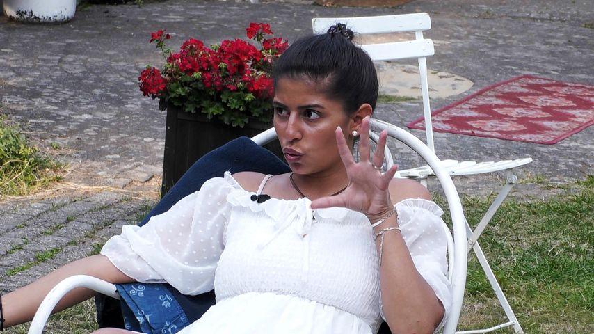 Evanthia Benetatou im Sommerhaus