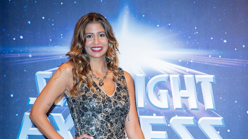 "Evanthia Benetatou beim ""Starlight Express""-Opening in Bochum"
