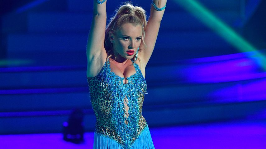"Evelyn Burdecki bei ""Let's Dance"""