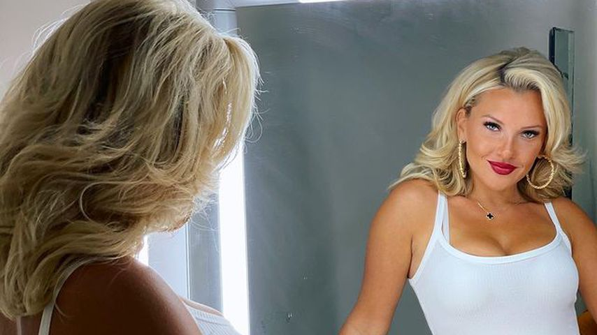 "Evelyn Burdecki, Ex-""Bachelor im Paradies""-Kandidat"