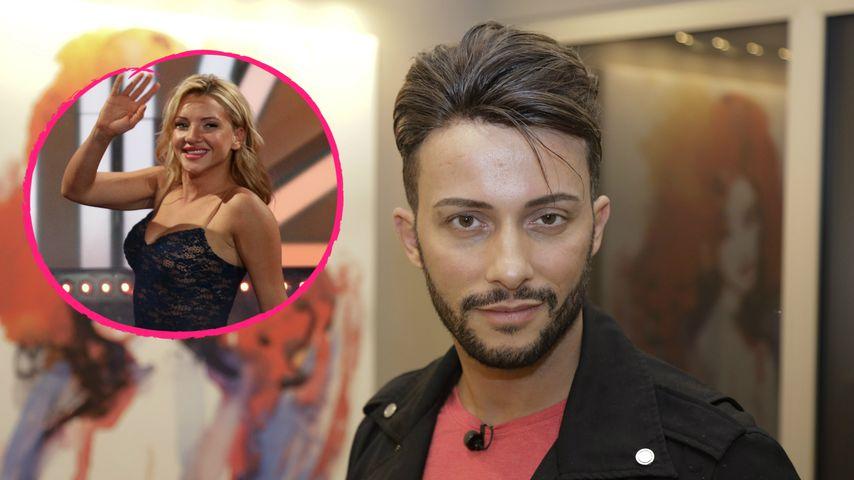 """Evelyn bei """"Let's Dance"""": Domenico wünscht ihr nur das Beste"""