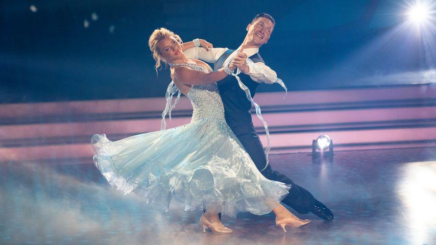 "Evelyn Burdecki und Evgeny Vinokurov, ""Let's Dance""-Teilnehmer 2019"