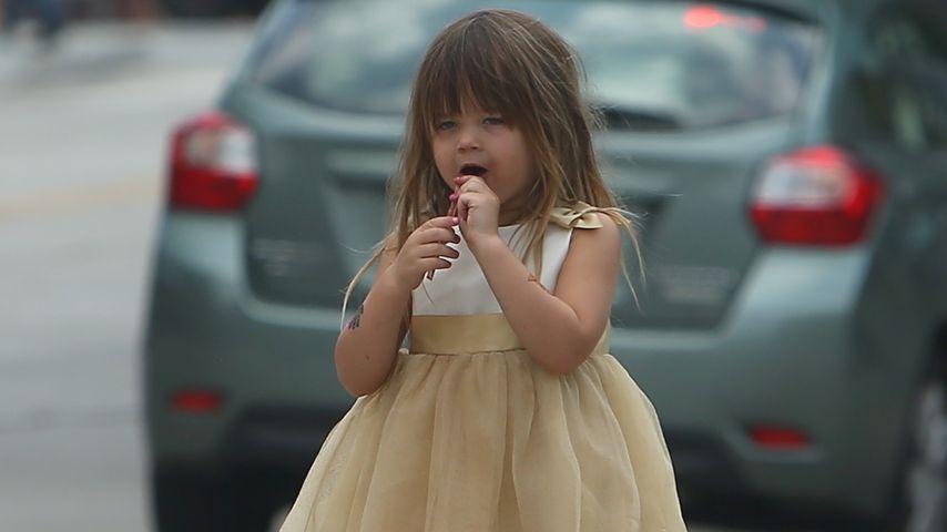 Everly Tatum, Tochter von Channing Tatum und Jenna Dewan