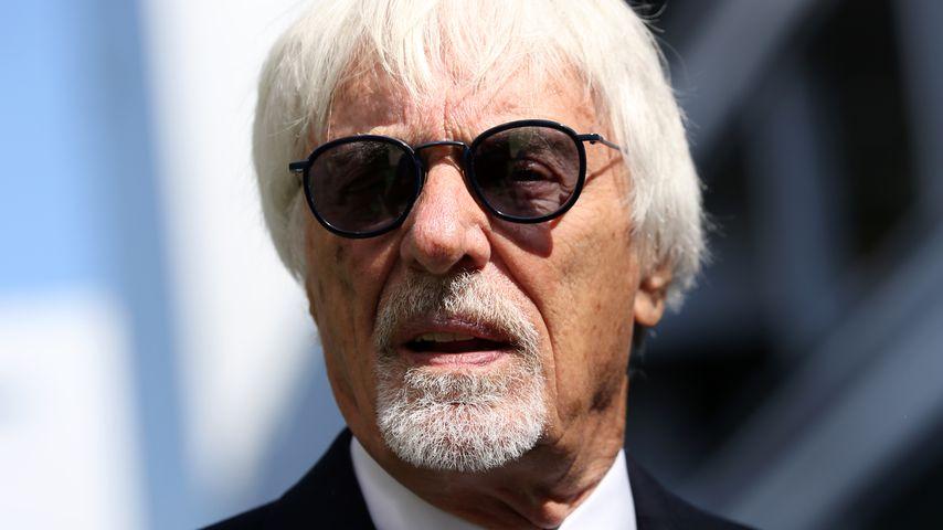 Ex-Formel-1-Boss Bernie Ecclestone im September 2019 in Sochi