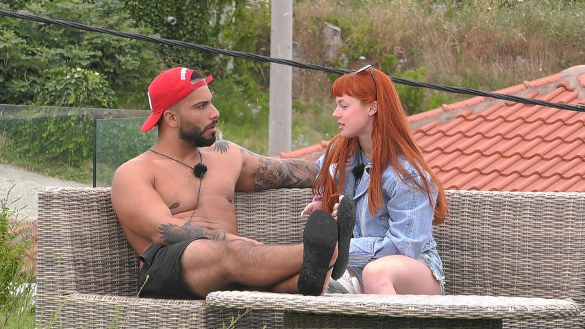 "Ferhat und Olivia bei ""Ex on the Beach"" 2020"