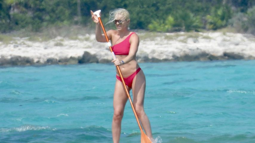 Ex-Skiprofi Lindsey Vonn im April 2021