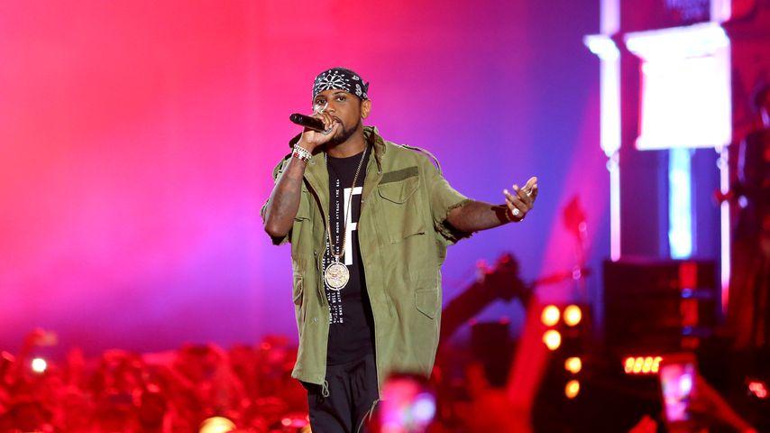 Häusliche Gewalt: Rapper Fabolous wurde festgenommen!