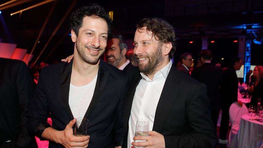 Fahri Yardim und Christian Ulmen auf dem Deutschen Filmpreis 2018