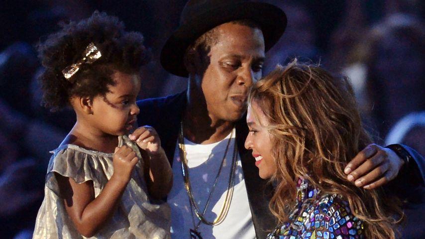 Vor Hammer-Auftritt: Beyoncé probte mit Tochter Blue Ivy!
