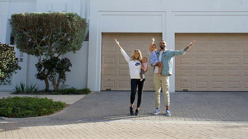 Fast eingerichtet: So luxuriös wohnen die Harrisons in Dubai