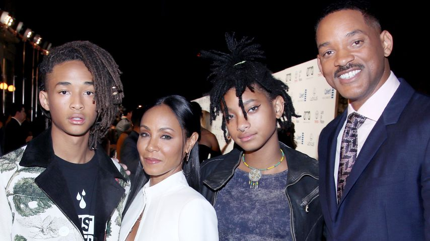 Will Smith & Family: Blankes Entsetzen über Miley?