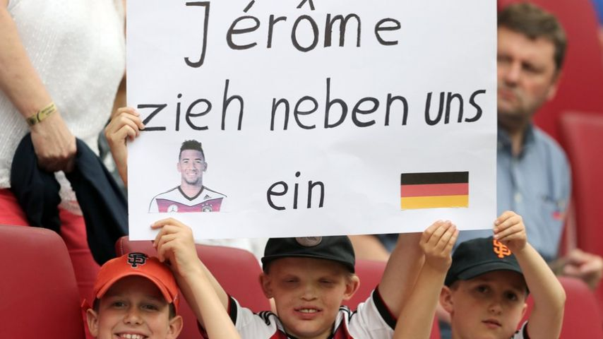"""Fans halten zu Boateng: """"Jérôme, zieh neben uns ein"""""""