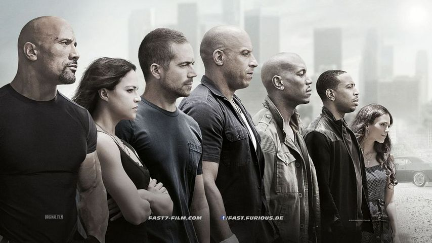 """Fast & Furious 7"""