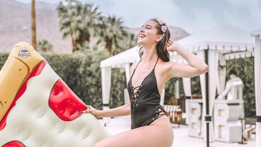Selbstbewusst! GNTM-Fata Hasanović liebt ihre kleinen Brüste
