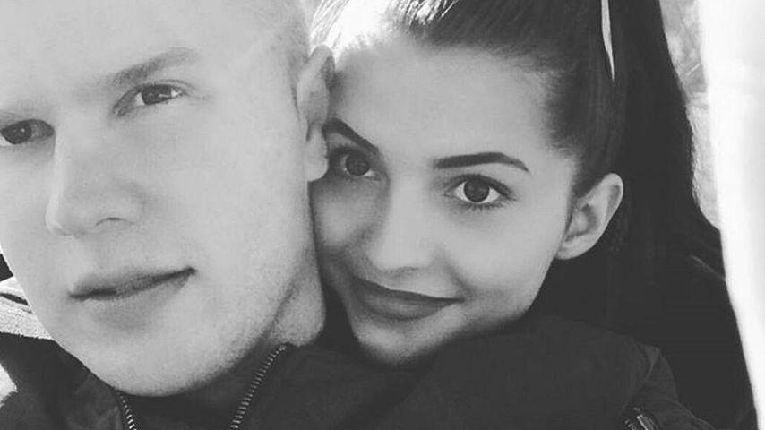 Fata Hasanović und ihr Verlobter Dino
