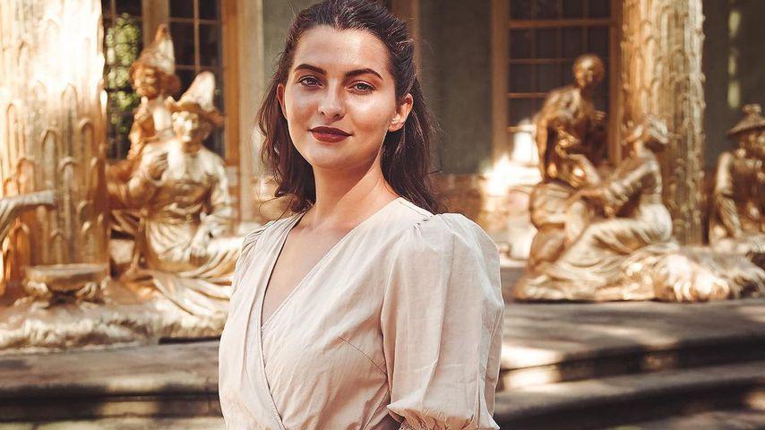 "Fata Hasanović, ehemalige ""Germany's next Topmodel""-Kandidatin"