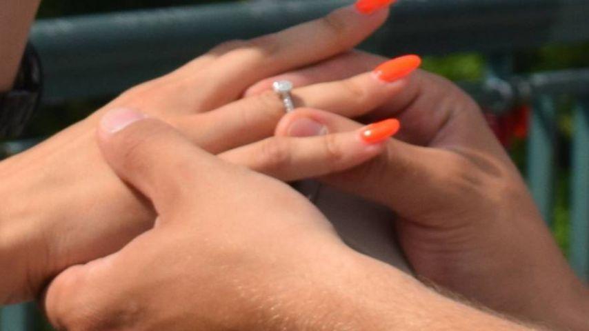 GNTM-Fata ist verlobt! So romantisch war der Antrag
