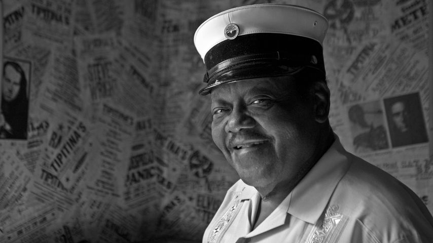 Eilmeldung: Rock 'n' Roll-Legende Fats Domino ist tot!