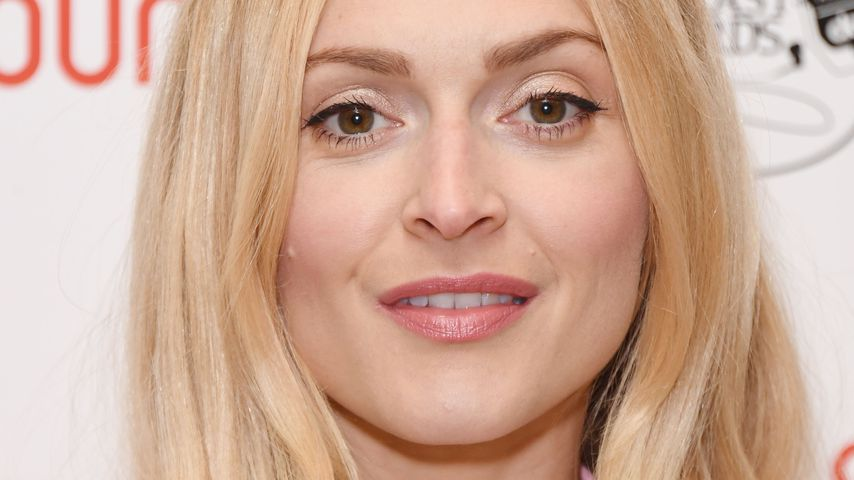 Fearne Cotton: Hohe Schuhe, trotz Baby-Bauch