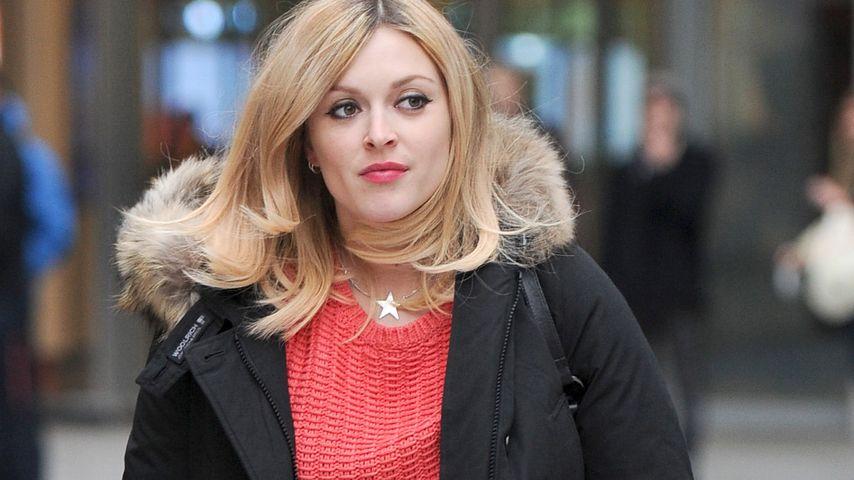 Fearne Cotton: So hält sie ihren Baby-Bauch warm