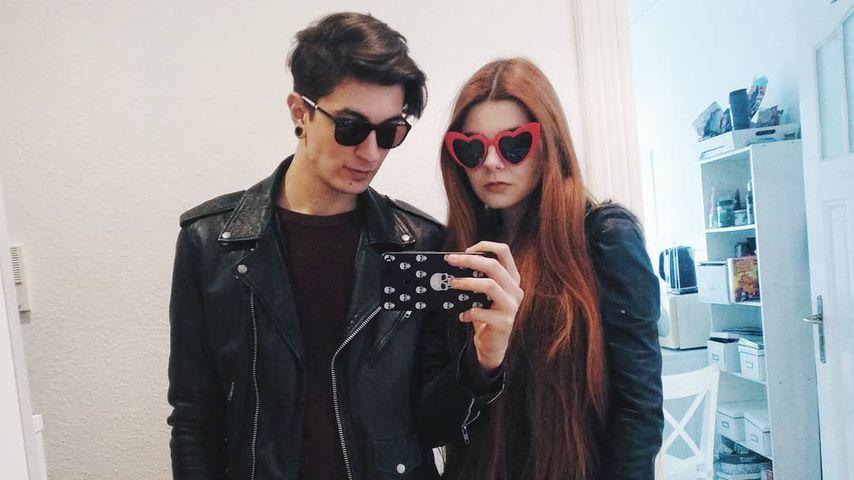Felipe Simon und Klaudia Giez