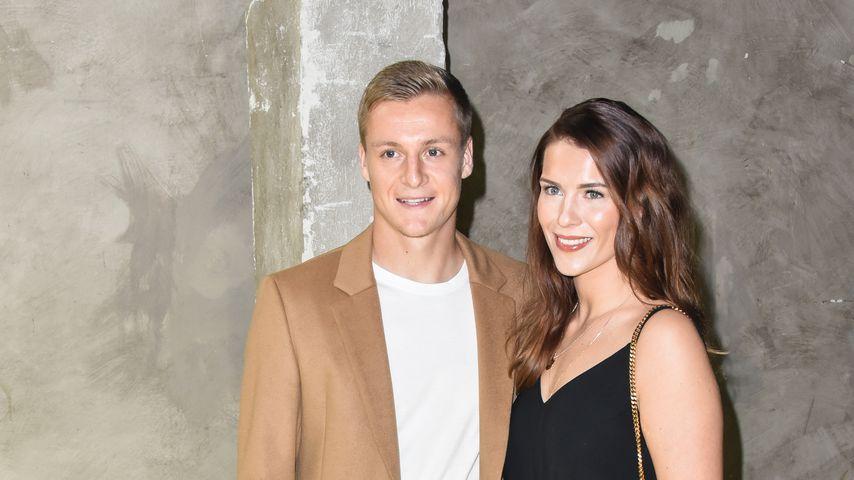 Felix und Lisa Kroos 2018