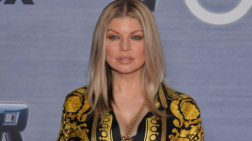Fergie im Februar 2018 auf einer Veranstaltung in Hollywood
