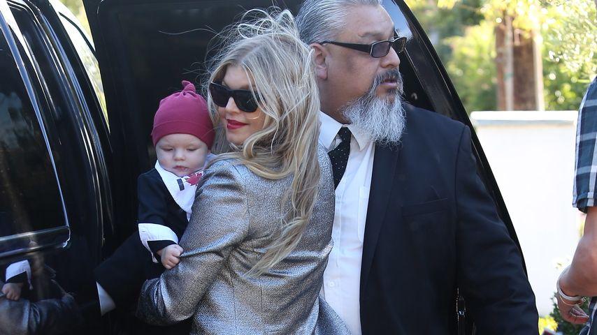 Fergie & Josh: Weihnachtsbesuch mit Baby Axl