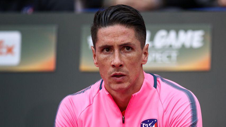 Fernando Torres im Mai 2018