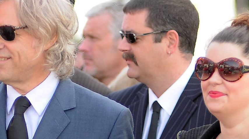 Bob Geldof und Fifi Trixibelle Geldof