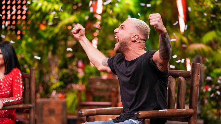 Filip Pavlovic im Dschungelshow-Finale