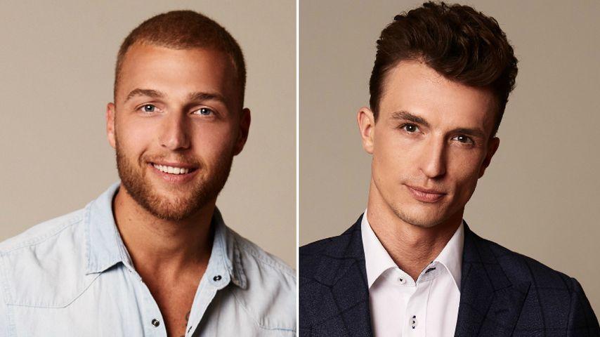 Zoff mit Nadine Klein: Filip Pavlovic steht hinter Maxim