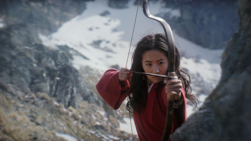"""Film-Szene aus """"Mulan"""""""