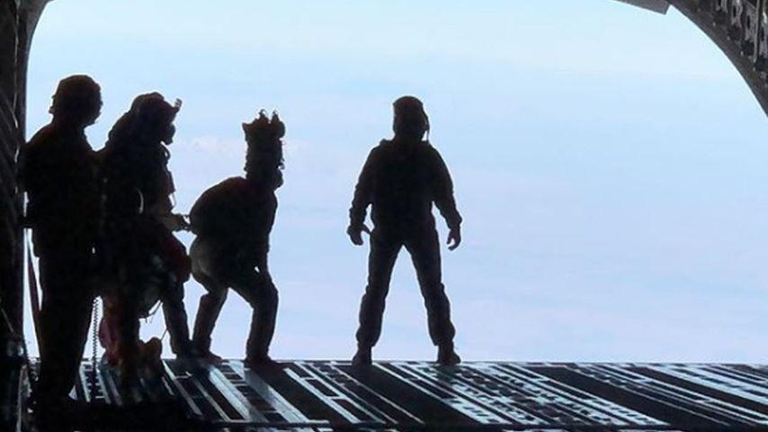 "Filmaufnahmen von ""Mission: Impossible - Fallout"""