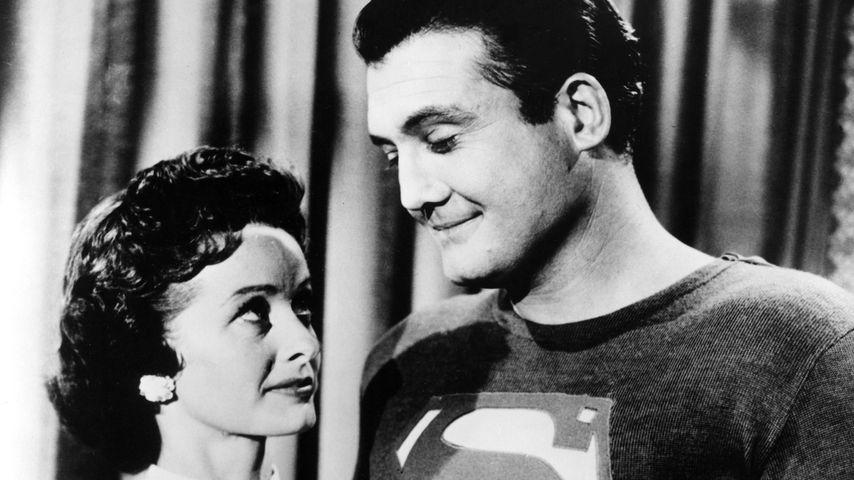 """Trauer um """"Superman""""-Legende: Noel Neill (✝95) ist tot"""