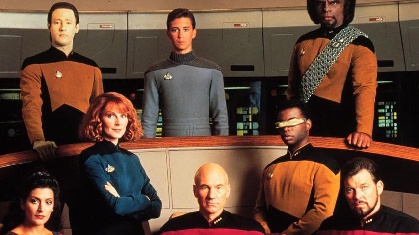"""Filmplakat von """"Star Trek - The Next Generation"""""""