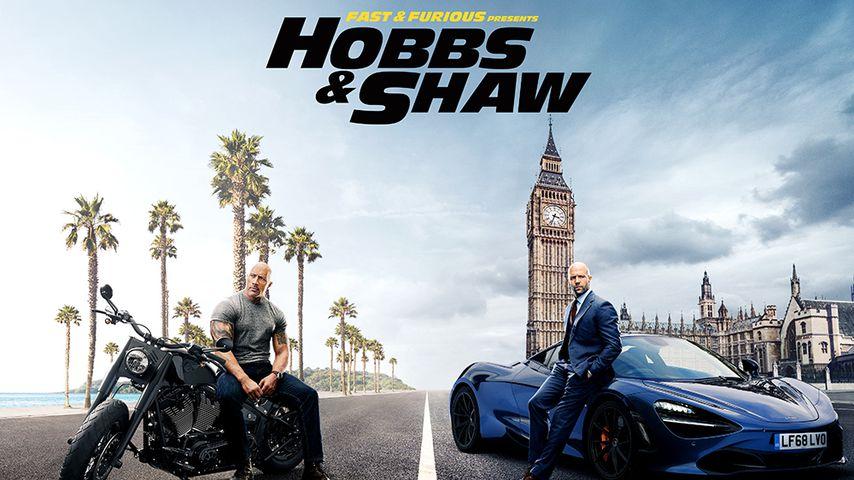 """Fast & Furious""-Spin-Off: ""Hobbs & Shaw""-Trailer endlich da"
