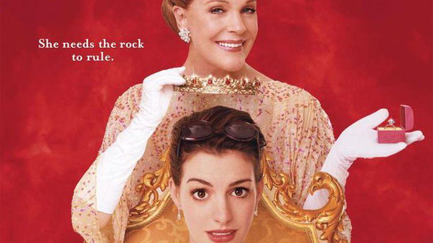 """Anne Hathaway verrät beste """"Plötzlich Prinzessin""""-Erinnerung"""