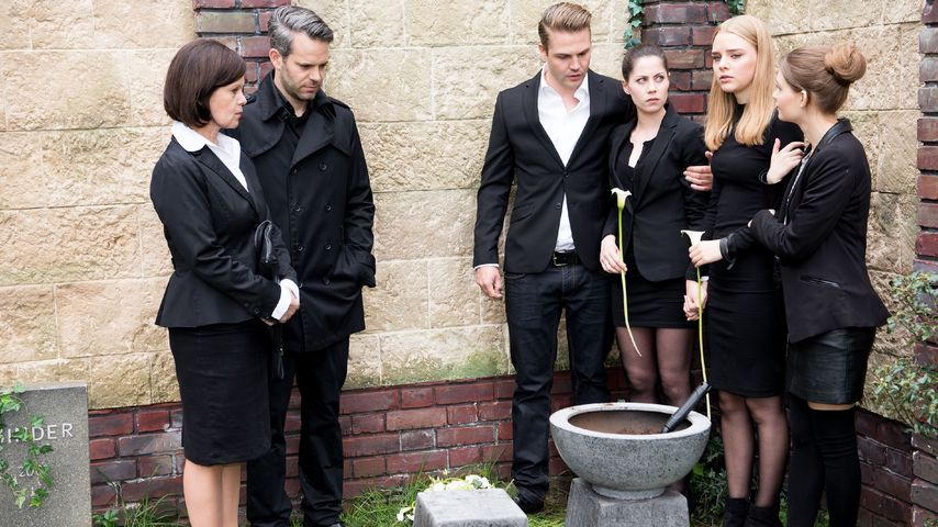 """Nach """"Unter uns""""-Tod: Rolle lebt in Serie trotzdem weiter"""