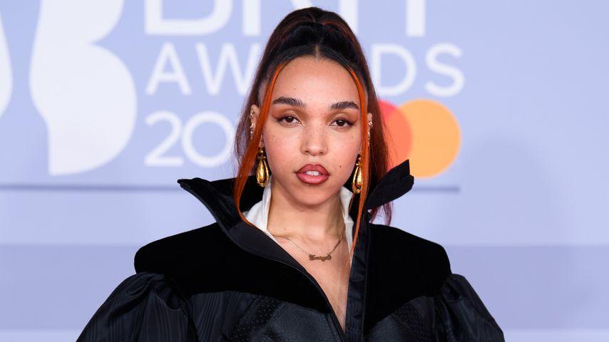 FKA Twigs bei den Brit Awards 2020