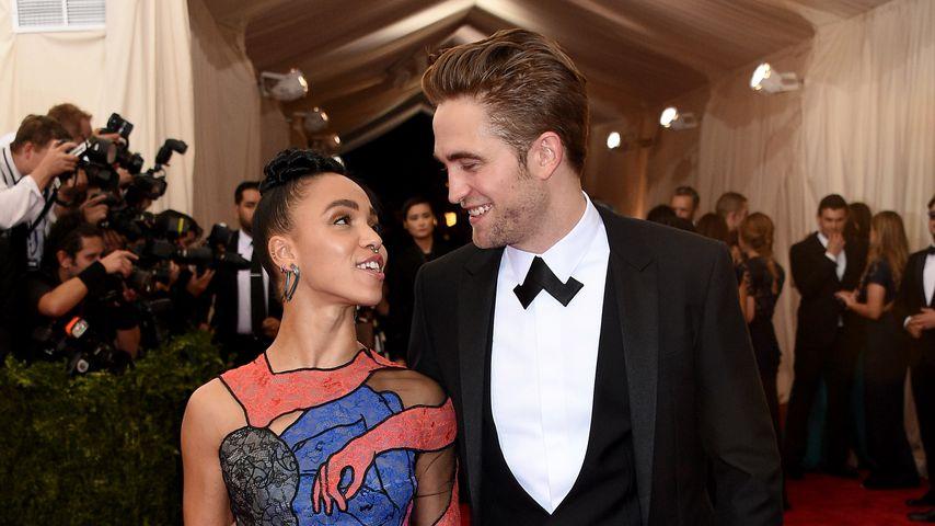 """Rob Pattinson & FKA Twigs: Ja, sie sind """"irgendwie verlobt""""!"""