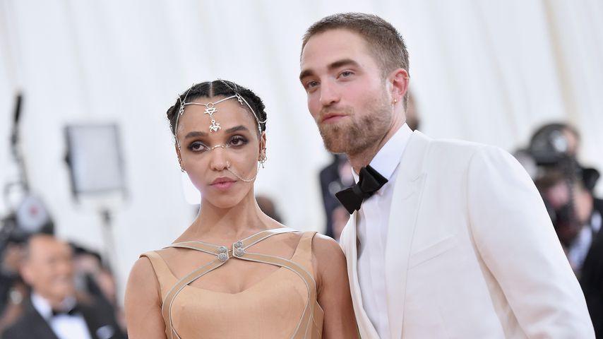 Alles aus? Nach Rob Pattinson datet jetzt FKA Twigs fremd!