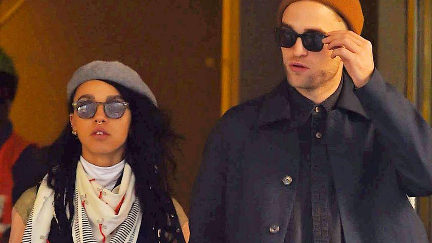 Robert Pattinsons Liebste FKA hadert mit dem Fame