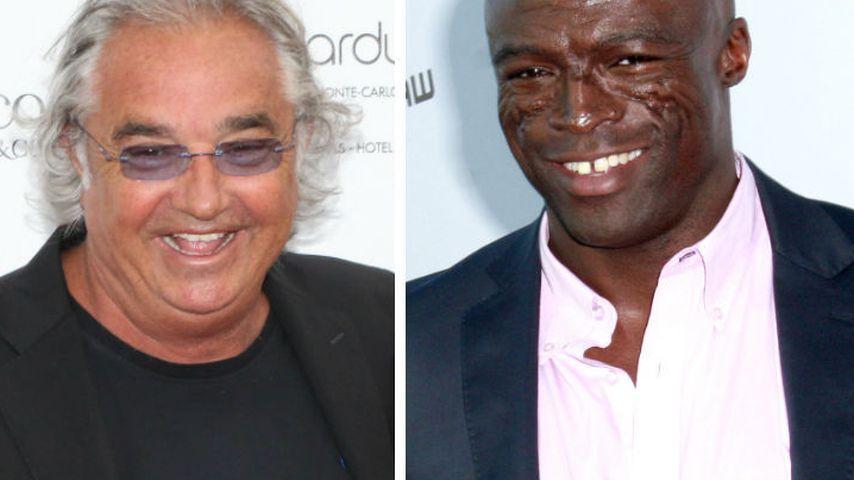 Flavio Briatore und Seal: Plötzlich Best Buddies?