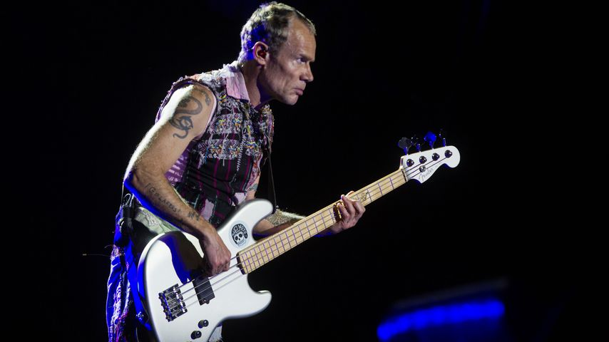 Flea, Bassist der Red Hot Chili Peppers