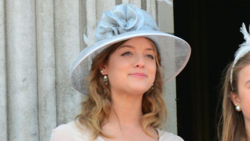 Royale Heirat: Harrys und Williams Cousine Flora ist verlobt