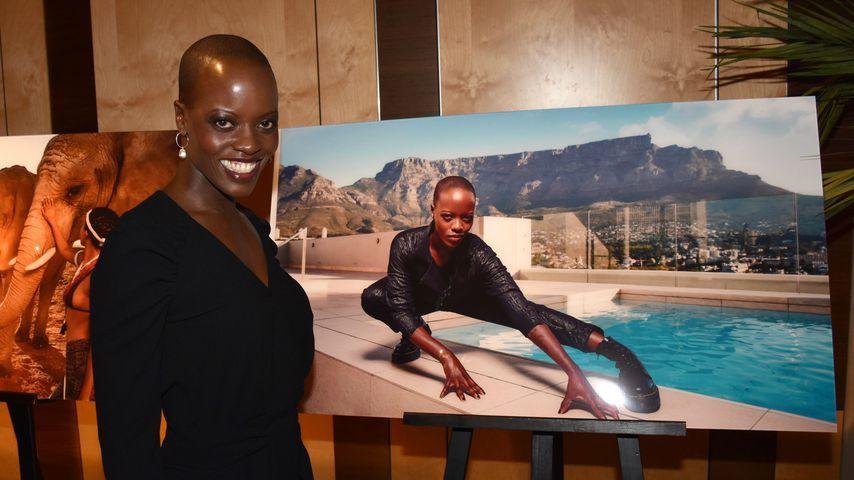 Trotz Mega-Erfolg: Florence Kasumba will mehr erreichen!