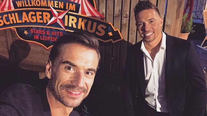 Florian Silbereisen in Jury: DSDS-Star Ramon würde es feiern